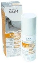 Kup Przeciwsłoneczny żel do twarzy SPF 30 - Eco Cosmetics Gel Solarie Visage