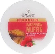 Kup Krem do rąk i stóp Muffina malinowa - Stani Chef's Raspberry Muffin Hand & Foot Butter