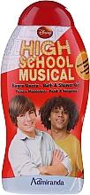 Kup Żel pod prysznic - Admiranda High School Musical Peach & Tangerine
