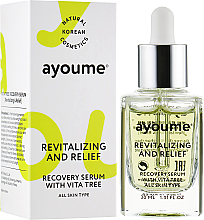 Kup Witaminowe serum do twarzy - Ayoume Vita Tree Recovery Serum