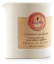 Kup Świeca do masażu Cytrusowe nawilżenie - Flagolie Citrus Hydration Massage Candle