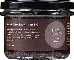 Kup Peeling solny do ciała Czekolada z miodem - Lullalove Hello Beauty