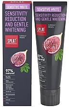 Kup Pasta do zębów - SPLAT Professional Bio Sensitive White Sensitivity Reduction & Gentle Whitening