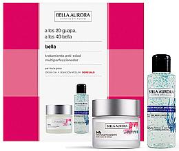Kup PRZECENA! Zestaw - Bella Aurora Skincare Set (f/cr/50ml + micelar/water/100ml) *