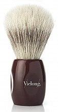 Kup Pędzel do golenia 13723 - Vie-Long Shaving Brush Barbershop Horse Hair
