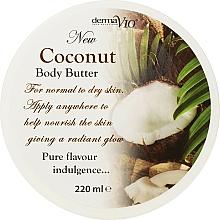 Kup Masło do ciała Kokos - Derma V10