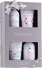Kup Zestaw - Baylis & Harding The Fuzzy Duck Cotswold Floral (b/wash/100ml + sh/gel/100ml + b/lot/50ml + h/cream/50ml)