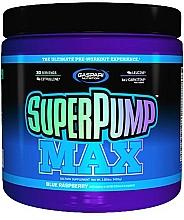 Kup Multiwitamina dla sportowców Malina - Gaspari Nutrition SuperPump Max Blue Paspberry