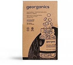 Kup Naturalne tabletki do płukania jamy ustnej Węgiel aktywny - Georganics Natural Toothtablets Activated Charcoal (uzupełnienie)