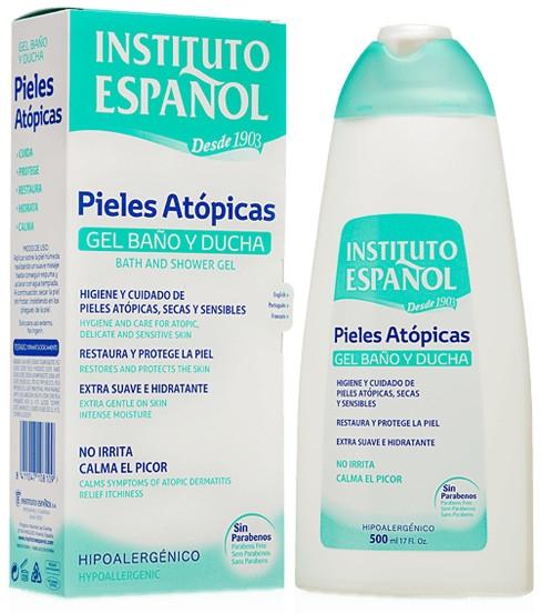 Żel pod prysznic do skóry atopowej - Instituto Espanol Atopic Skin Shower Gel