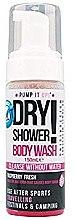 Kup Pianka do suchego mycia ciała i rąk Malina - Pump It Up Dry Shower Body Wash Raspberry