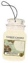 Kup Zapach do samochodu - Yankee Candle Shea Butter Car Jar Ultimate