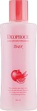 Kup Tonik przeciwstarzeniowy z ekstraktem z granatu i kwasem hialuronowym - Deoproce Hydro Antiaging Pomegranate Toner