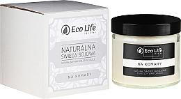 Kup Naturalna świeca sojowa Na komary - Eco Life Candles