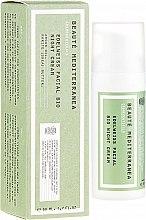 Kup Krem do twarzy na noc z wyciągiem z szarotki - Beaute Mediterranea Edelweiss Facial Bio Night Cream