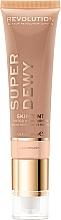 Kup Nawilżający podkład do twarzy - Makeup Revolution Superdewy Skin Tint Tinted Moisturiser