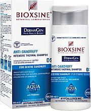 Kup Przeciwłupieżowy szampon do włosów - Biota Bioxsine Anti-Dandruff Intensive Thermal Shampoo DermaGen Aqua Thermal
