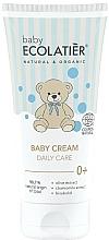 Kup Krem do ciała dla dzieci do codziennej pielęgnacji - Ecolatier Baby Daily Care