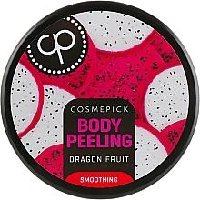 Kup Wygładzający peeling do ciała Pitaja - Cosmepick Body Peeling Dragon Fruit