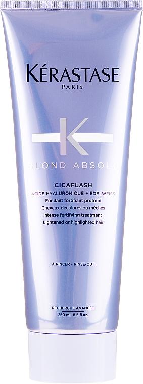 Odżywka do włosów rozjaśnianych - Kerastase Blond Absolu Cicaflash Conditioner