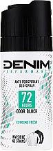 Kup Dezodorant w sprayu dla mężczyzn - Denim Deo Extreme Fresh