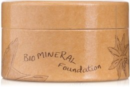 Biomineralny podkład w pudrze do twarzy - Couleur Caramel Bio Mineral Foundation — фото N2