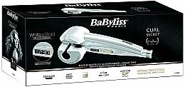 Kup Automatyczna lokówka do włosów - Babyliss C1225E Curl Secret White & Gold Special Edition