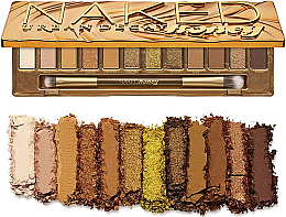 Kup Paleta cieni do powiek - Urban Decay Naked Honey Palette