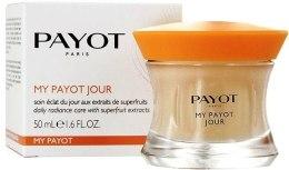 Rozświetlający krem na dzień z wyciągiem z superowoców - Payot My Payot Jour — фото N2