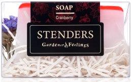 Kup Mydło w kostce Żurawina - Stenders Cranberry Soap