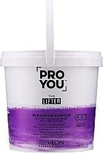Kup Rozjaśniający puder do włosów - Revlon Professional Pro You The Lifter Bleaching Powder