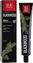 Kup Wybielająca pasta do zębów - SPLAT Special Blackwood Whitening Toothpaste