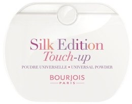 Kup Puder transparentny do twarzy - Bourjois Silk Edition Touch-Up