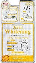 Kup 3-etapowa maska do twarzy wybielająca przebarwienia - Bergamo 3-Step Whitening Mask Pack