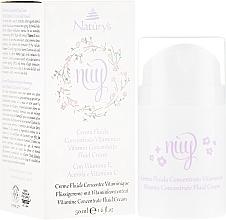Kup Skoncentrowany krem witaminowy do twarzy - Bema Cosmetici Naturys Nuy Vitamin Concentrate Fluid Cream