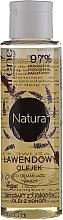 Kup Lawendowy olejek do demakijażu - Lirene Natura Makeup Remover Oil