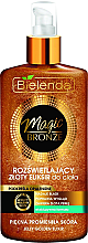 Kup Rozświetlający złoty eliksir do ciała - Bielenda Magic Bronze