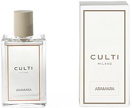 Kup Perfumowany spray do wnętrz - Culti Milano Room Spray Aramara