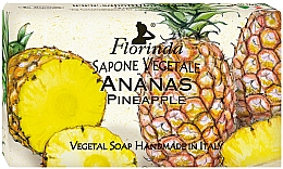 Kup Mydło naturalne w kostce Ananas - Florinda Pineapple Natural Soap