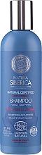 Kup Szampon zwiększający objętość i połysk włosów - Natura Siberica Natural Certified Anti-Stress Shampoo