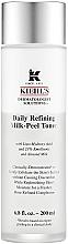 Kup Mleczko do codziennego peelingu do skóry - Kiehl`s Dermatologist Solutions Daily Refining Milk-Peel Toner