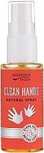 Kup Antybakteryjny spray do rąk - Wooden Spoon Clean Hands Natural Spray