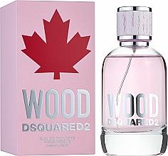 Kup Dsquared2 Wood Pour Femme - Woda toaletowa