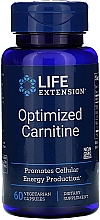 Kup Suplement diety Karnityna - Life Extension Optimized Carnitine