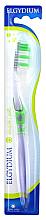 Kup Szczoteczka do zębów, miękka, zielona - Elgydium Inter-Active Soft Toothbrush