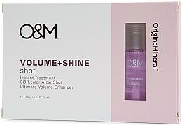 Kup Nabłyszczający koncentrat zwiększający objętość włosów - Original & Mineral Volume + Shine Instant Shot Treatment