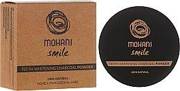 Kup Wybielający proszek do zębów z węglem aktywnym - Mohani Smile
