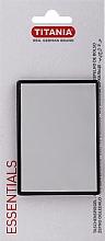 Kup Lusterko kieszonkowe, czarne - Titania Pocket Mirror
