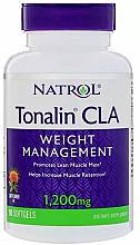 Kup Sprzężony kwas linolowy w żelowych kapsułkach - Natrol Tonalin CLA Weight Management