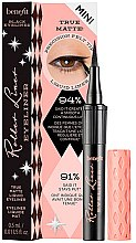 Kup Matowy eyeliner w płynie - Benefit Roller Liner Mini
